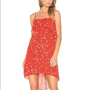 Dresses & Skirts - Hi-low ruffle top dress